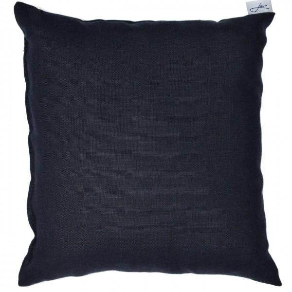 Lavendelkissen bio Leinen blau