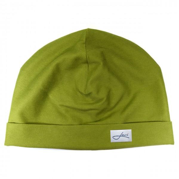 Baumwollmütze grün