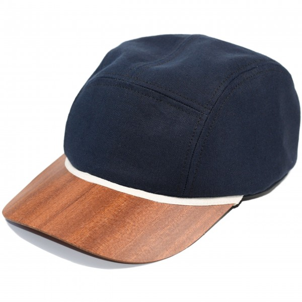 Leinen Cap