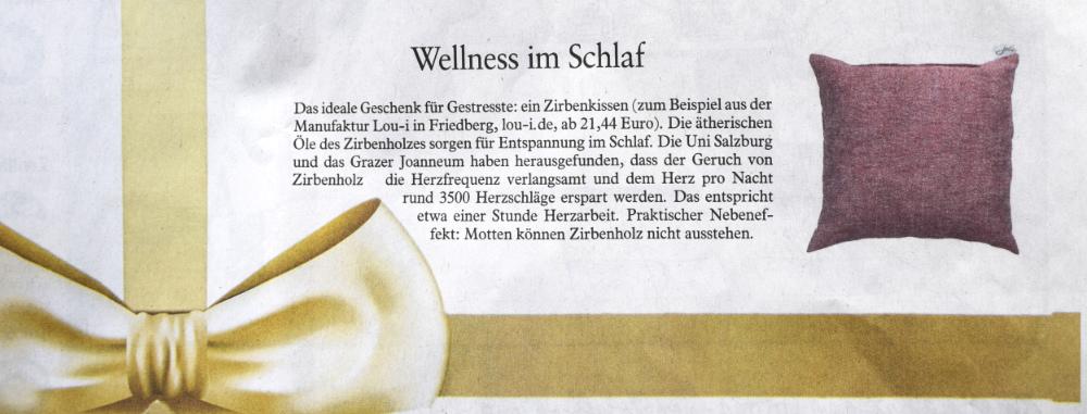 Zirbenkissen_Wellness-im-Schlaf_Augsburger-Allgemeine_Lou-i