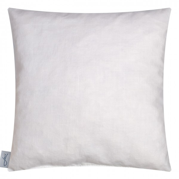 Lavendelkissen bio Baumwolle weiß
