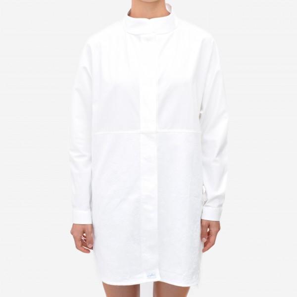 Kimonokleid weiß
